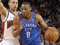 ЛеБрон и Уэстбрук - лучшие игроки недели в NBA