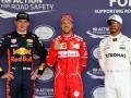 Видео инцидента на первом круге Гран-при Мексики