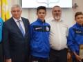 В России футболистов, избивших норвежцев на юношеском турнире, наградили медалями