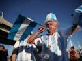 В Антарктике отпраздновали выход Аргентины в плей-офф
