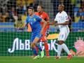 Сборная Украины во второй раз сыграла вничью с Францией