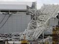 Причину аварии на будущей арене чемпионата мира выяснят немцы