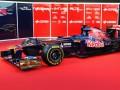 Команда Toro Rosso презентовала новый болид