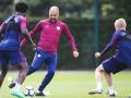 Украинец Зинченко готовится к новому сезону с Манчестер Сити