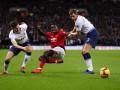 Тоттенхэм - Манчестер Юнайтед 1:2 как это было
