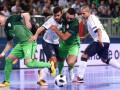 Италия - Словения 1:2 видео голов и обзор матча Евро-2018 по футзалу