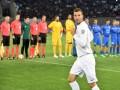 Шевченко отметился голом в матче легенд футбола, организованном Каладзе