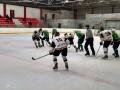 Хоккей: Белый Барс не замечает Рапид