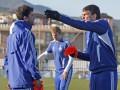 Попов и Мехмеди встретятся с болельщиками Динамо