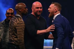 Уайт: Макгрегор не боксер, ему нужно превратить бой с Мейвезером в драку