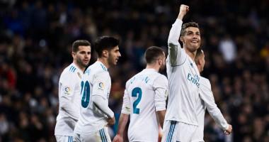 Реал Мадрид — Жирона 6:3 видео голов и обзор матча