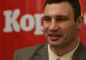 Виталий Кличко рассказал о шоке от кадров своего боя и будущем сопернике