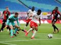 Лейпциг - Герта 2:2 видео голов и обзор матча Бундеслиги