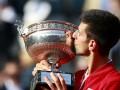 Новак Джокович впервые в карьере выиграл Ролан Гаррос