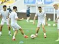 Сборная Украины проведет открытую тренировку в Днепре перед матчем с Нигерией