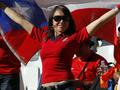 Фотогалерея: 48 лет спустя. Чили побеспокоила Гондурас