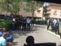 Французский спецназ остановил автобус с российскими болельщиками