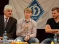 Сходили в университет: Как Ярмоленко и Безус со студентами общались