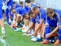 Как сборная Украины готовится к матчам против Камеруна и Черногории