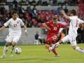 Евро-2011: Швейцария побеждает Чехию и выходит в финал