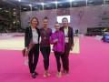 Украинские гимнастки завоевали две медали на этапе Кубка мира серии Челлендж в Испании
