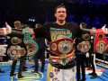 Красюк: Усик мечтает войти в историю бокса