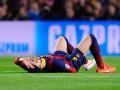 Основной защитник Барселоны выбыл из строя на целый месяц