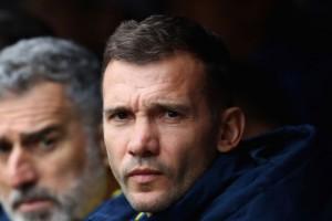 Шевченко огласил состав сборной Украины на матчи против Литвы и Португалии