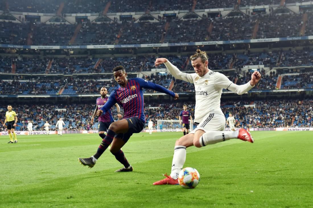 Реал - Барселона: видео онлайн трансляция