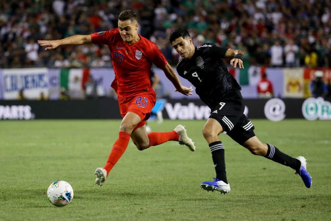 Мексика - США: обзор матча