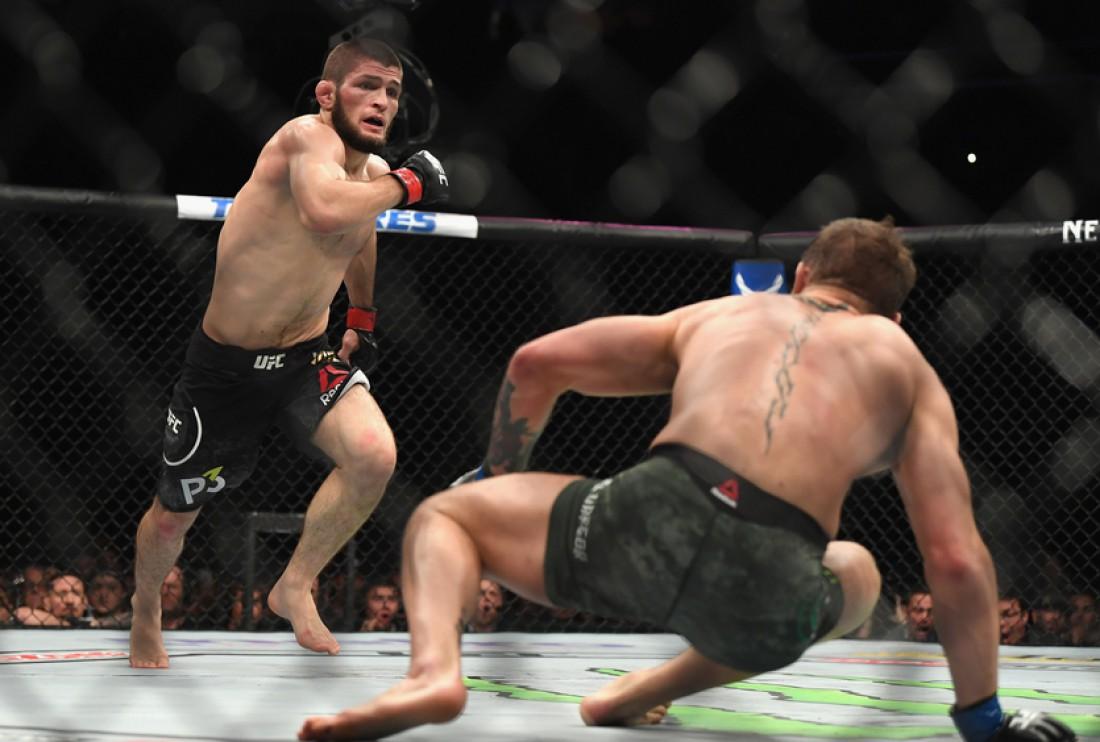 Видео боя UFC 229 Нурмагомедов – Макгрегор