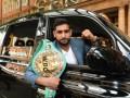 Хан стал обладателем титула WBC, нокаутировав Диба