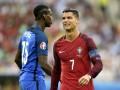 Погба: ФИФА следует отдать Золотой мяч Роналду уже сейчас