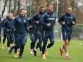 В сборной Украины вспышка коронавируса перед матчем против Германии
