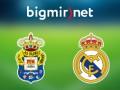 Лас-Пальмас - Реал Мадрид 1:2 Онлайн трансляция матча чемпионата Испании