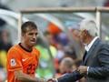Ван дер Варт впечатлен игрой Словакии