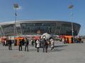Представитель УЕФА: Донбасс Арена - один из лучших стадионов в Европе