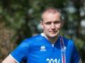 Как президент Исландии с фанатами горячо поддерживал свою сборную в матче с Францией