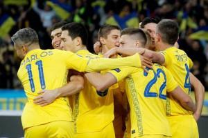 Сыграем в фартовой: Украина и Австрия определились с цветами форм на матч Евро-2020