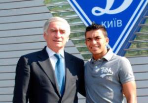 Динамо дозаявило Эскобара и Дуду