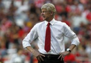Венгер раскритиковал футбольный календарь на 2012 год