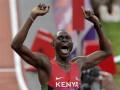 Кениец Давид Рудиша с мировым рекордом выиграл золото Олимпиады-2012 на дистанции 800 м