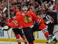 NHL. Чикаго бьет Бостон в пятом матче финала