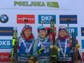 Джима выиграла индивидуальную гонку в Поклюке