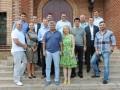 Луческу отпраздновал День рождения с внуками и руководством Шахтера (ФОТО)