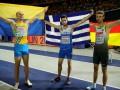 Украинец Никифоров сенсационно выиграл бронзу в прыжках в длину