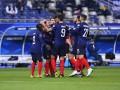 Франция в гостях обыграла Казахстан