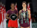 Свитолина выиграла Итоговый турнир: обзор финального матча со Стивенс