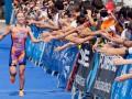 Украинка Елистратова оказалась в шаге от медали Европейских игр в триатлоне