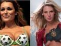 Ювентус vs Бавария. Чьи девушки и жены красивее (ФОТО)